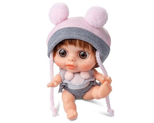 Кукла-пупс Berjuan Бэби Биггерс Rosa с запахом ванили 14 см