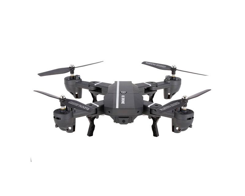Квадркоптер CTW 8807W 300мм складной HD WiFi камера барометр серый