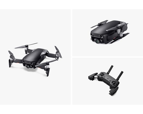 Черный кейс для квадрокоптера mavic air combo заказать виртуальные очки для селфидрона в элиста