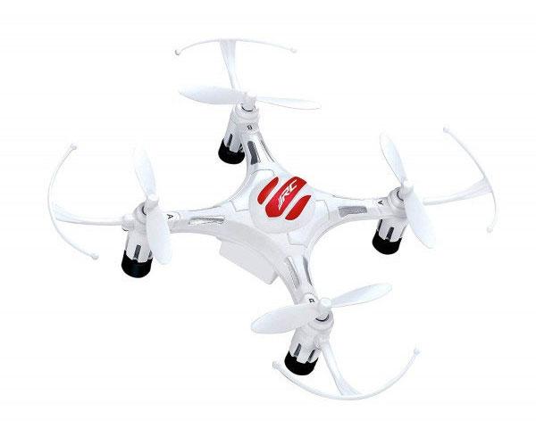 Квадрокоптер JJRC H8 mini белый
