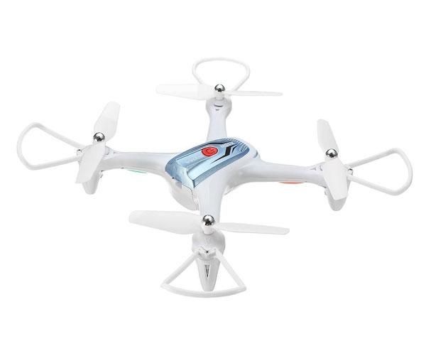 Квадрокоптер Syma X15W с камерой (белый)