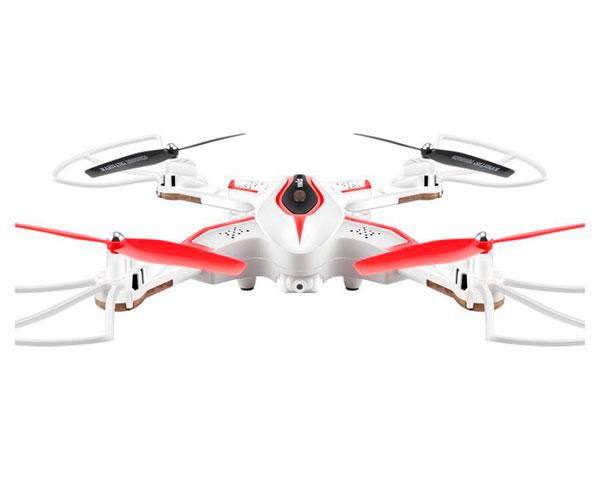 Квадрокоптер Syma X56W 355мм складной HD WiFi камера белый