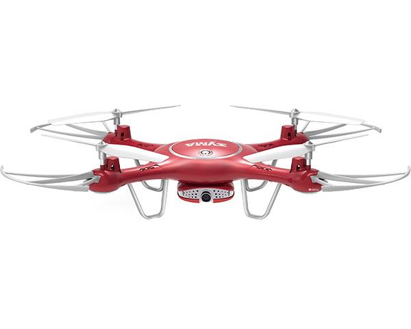 Квадрокоптер Syma X5UW-D 2.4 GHz 32 cм с FPV-камерой