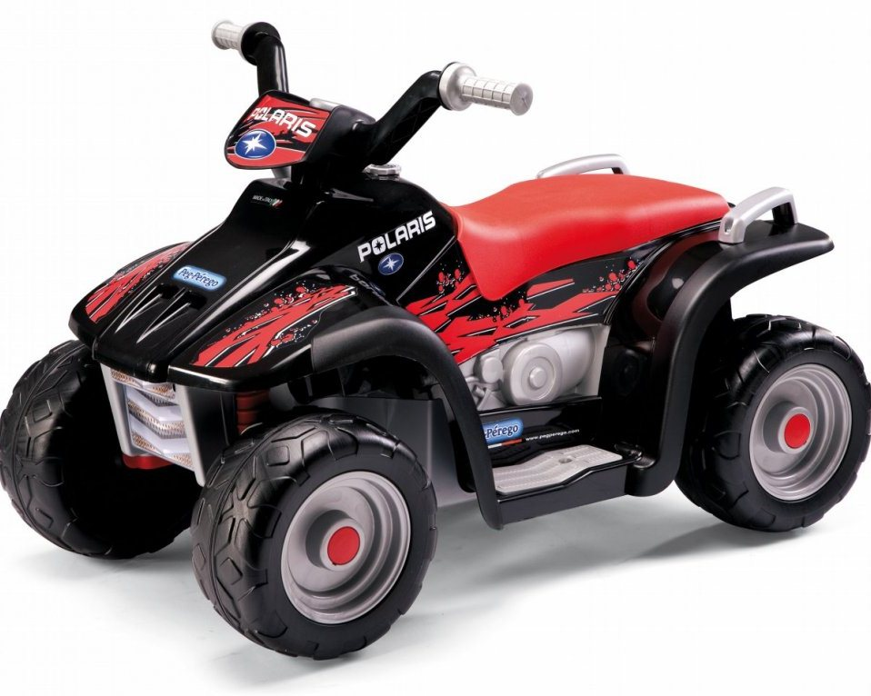 Квадроцикл Peg-Perego Polaris Sortsman 400