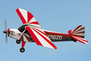 Самолёт CLIPPED WING CAB M24 RTF-35-2 Red, электро, 645mm (Kyosho, 10225R-352B)