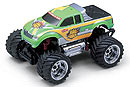 MINI-Z Monster Mad Force 2WD, 1:24, электро, зелёная, L=170мм (Kyosho, 30081T7)