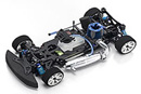 V-One RRR Evo WC Team Edition Ch KIT, 1:10, 4WD, ДВС, L=380mm (Kyosho, 31260B)