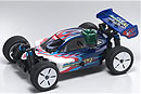 Mini Inferno GP 09 Fire F Readyset, 1:16, 4WD, ДВС L=275mm (Kyosho, 31311-T1)