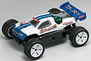 Mini Inferno ST GP 09 S-Stripe Readyset, 1:16, 4WD, ДВС L=290mm (Kyosho, 31312-T2)