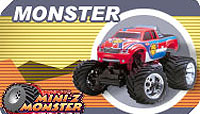 Mini-Z Monster