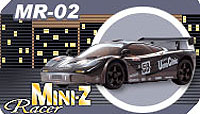 Kyosho Mini-Z MR-02