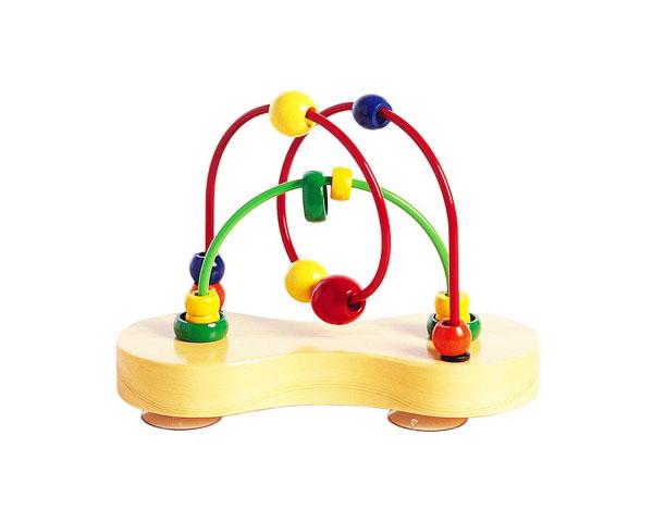 Лабиринт Hape - Двойные шарики