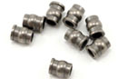 Steel Suspension Bushings (8) (Kyosho, LAW39)