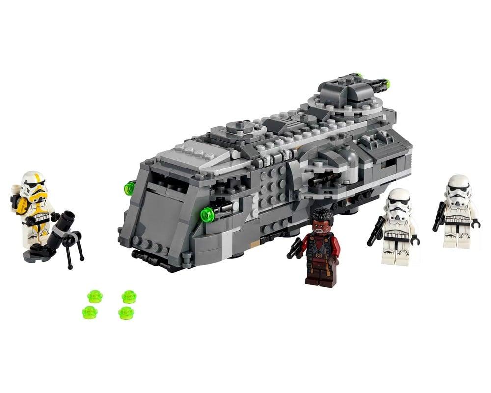 Конструктор Lego Star Wars Імперський броньований корвет типу «Мародер», 478 деталей (75311)