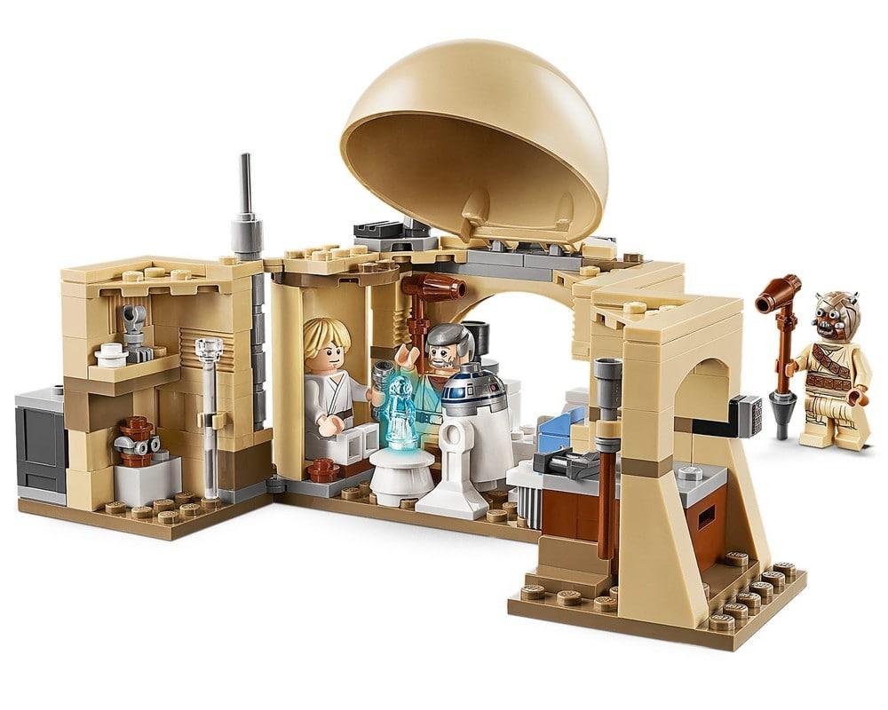 Конструктор LEGO Star Wars Хижина Оби-Вана Кеноби, 200 деталей (75270)