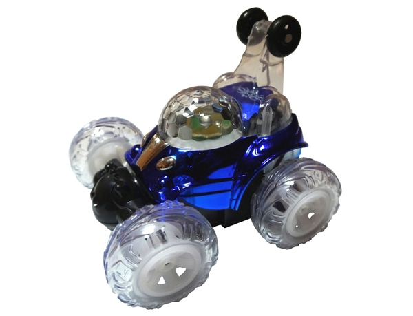 Машинка перевертыш LX Toys Cool Lamp LX9082 на радиоуправлении (синий)