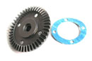 Bevel Gear Set for Raptor (Nanda Racing, MA2033)