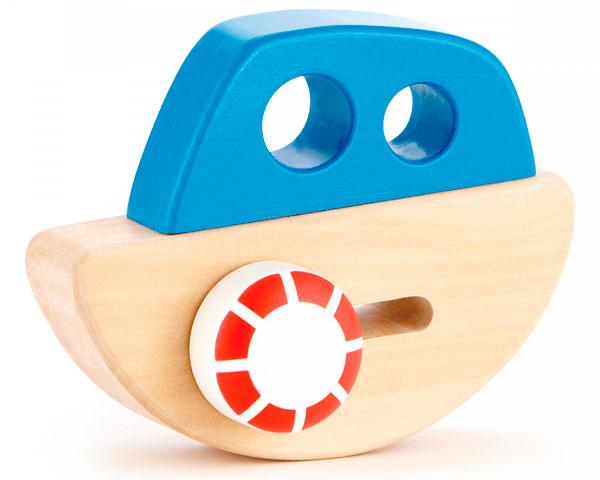 Маленький корабль Hape