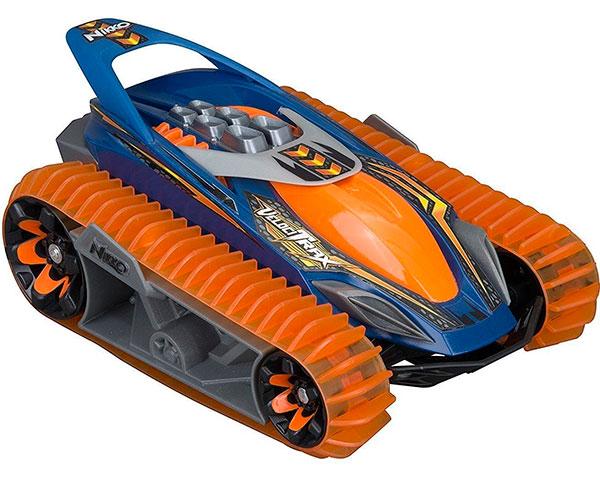 Радиоуправляемая машина-вездеход Nikko VelociTrax 1:18, оранжевая