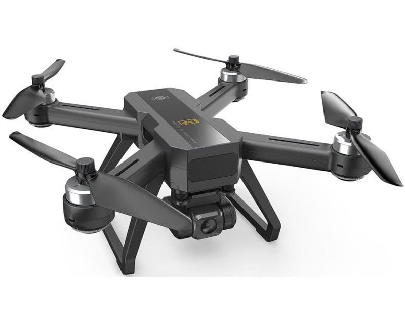Квадрокоптер MJX Bugs 20 EIS с GPS и 5G Wifi 4K камерой