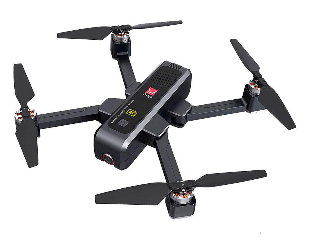Квадрокоптер MJX B4W з GPS і FPV 4K камерою (1,6 км дальність)