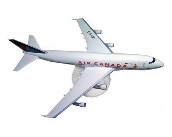 Подарочный набор Revell с моделью пассажирского самолета Boeing 747-200 1:390 (RVL-64210)