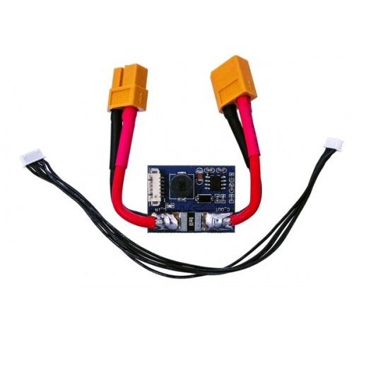ardupilot Модуль питания Ardupilot Power Module 90A 2-12S с датчиками (не оригинал) 3DRC-PM-12S