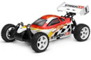 Maverick Strada XB Buggy 4WD 1/10 EP Red RTR (MV12201-EU Red)