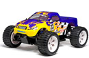 Maverick Strada MT Monster Truck 4WD 1/10 EP Blue RTR (MV12203-EU Blue)