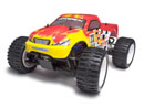 Maverick Strada MT Monster Truck 4WD 1/10 EP Red RTR (MV12203-EU Red)