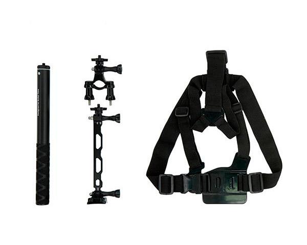 Набор аксессуаров Bike Bundle для камер Insta360