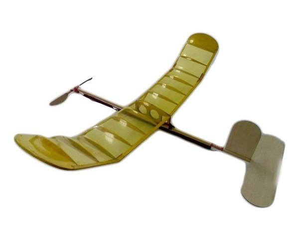 Набор Модельний Світ для изготовления схематической модели резиномоторной модели Classic