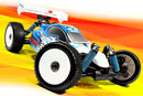 Nanda Racing NRB-3 RTR 1/8 Nitro Buggy (BB1001)