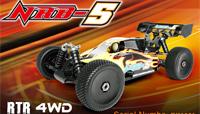 Nanda Racing NRB-5