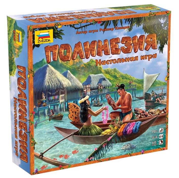 Настольная игра Звезда «Полинезия»
