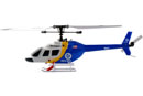 Вертолет  Bell 206 2.4 GHz Blue RTF Version (Nine Eagle, NE30232824206014A)