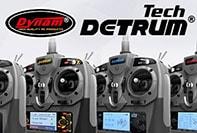 Поступление радиоаппаратуры Detrum и FPV-электроники!