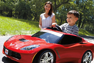 Встречайте новинки детских электромобилей!