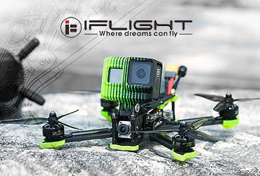 Эксклюзивная поставка iFlight - двигатели и электроника для дронов!
