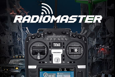 Поступление радиоаппаратуры Radiomaster!