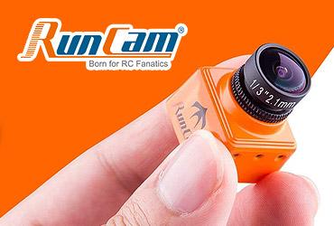 В продаже FPV-камеры RunCam