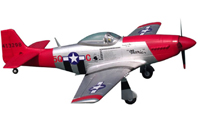 Sonic Modell P51 Mustang
