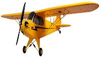 Dynam Piper J3 Cub