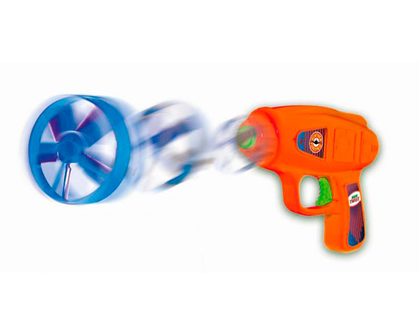 Пистолет MINI TWIST стреляющий пропеллерами от Paul Gunther