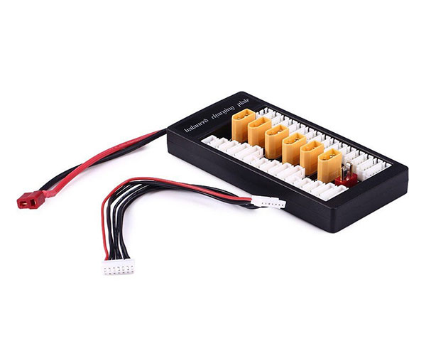 Плата параллельной зарядки Tarot XT60 на 6 портов