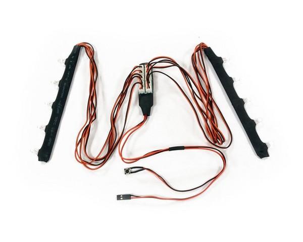 Подсветка шасси RCTurn для автомоделей RCTurn 10 светодиодов (RTLR01012)