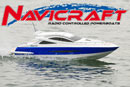 Спортивный катер NAVICRAFT REGAL 62 RTR 26CC, L=1360mm (Protech, NC-003)