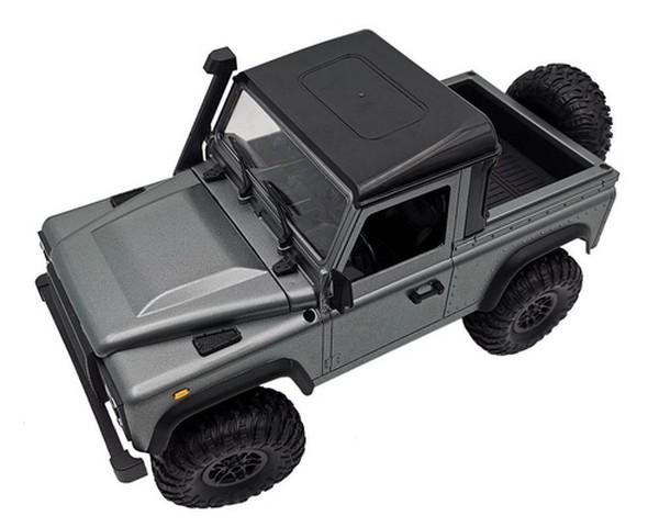 Машинка на радиоуправлении MN Model Краулер 99S Defender 1:12 полноприводный