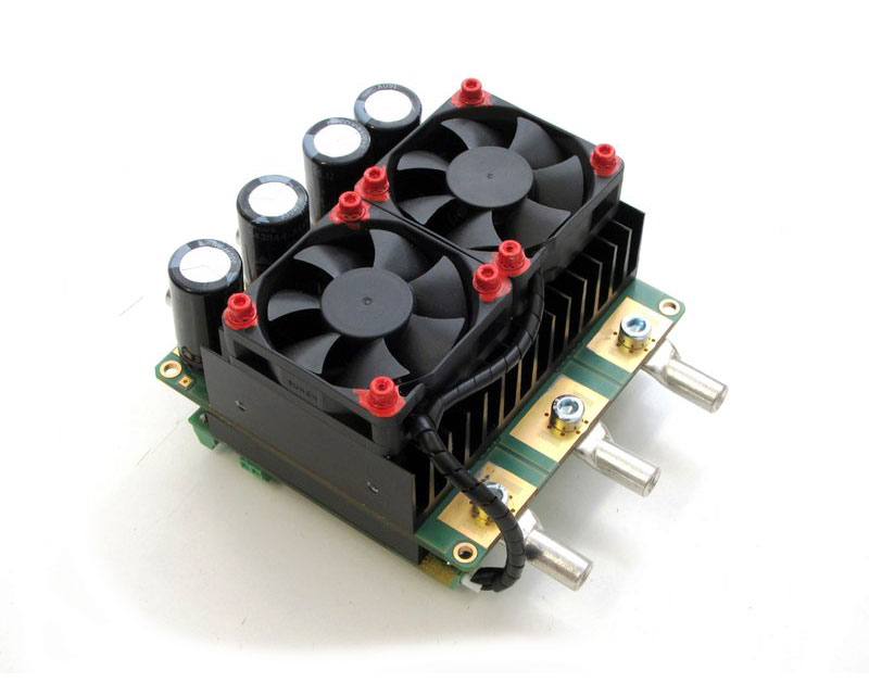 MGM Compro 12-63V / 400A Programmable Speed Controller for Brushless Motor - OPTO with cooler, with power connectors MP Jet 5.0 MGM-Compro-400A