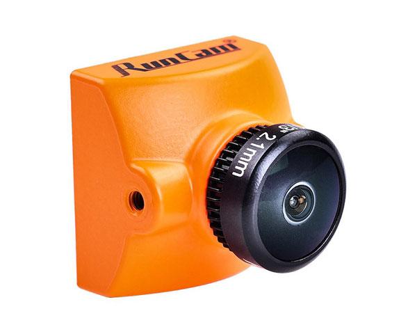 Камера FPV RunCam Racer CMOS 2.1мм 140° 4:3 (оранжевая)